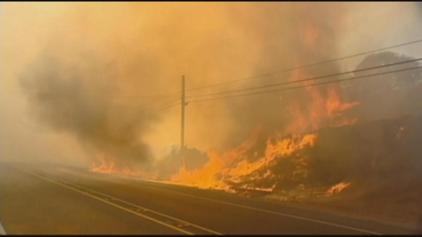 N7A MONTEREY CO WILDFIRES VO - 00001302