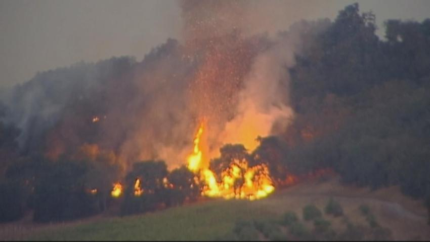 N7A MONTEREY CO WILDFIRES VO - 00003912
