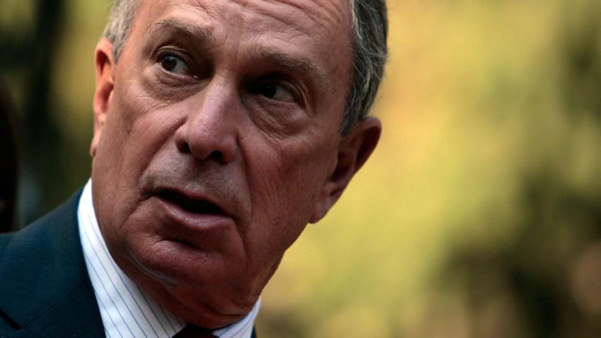 112108 Mayor Michael Bloomberg