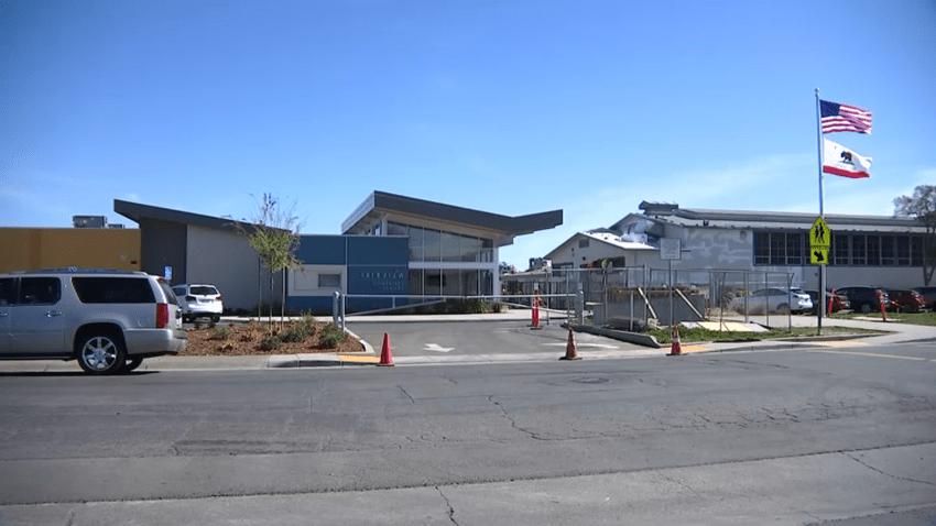 A school in Solano County.