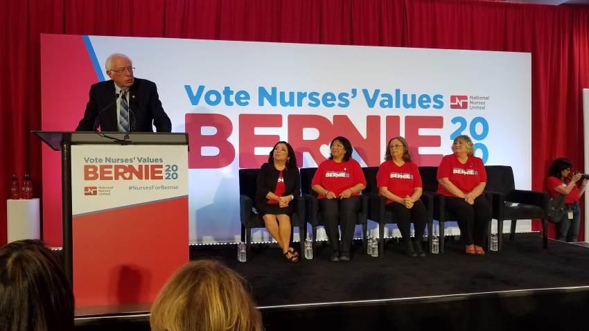 Nurses-Bearnie