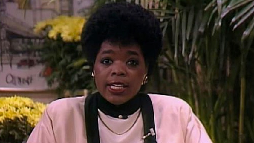 Oprah Winfrey audition tape 1983 YouTube