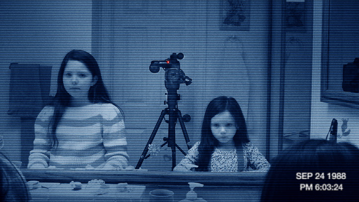 Box Office Preview Paranormal Activity 3