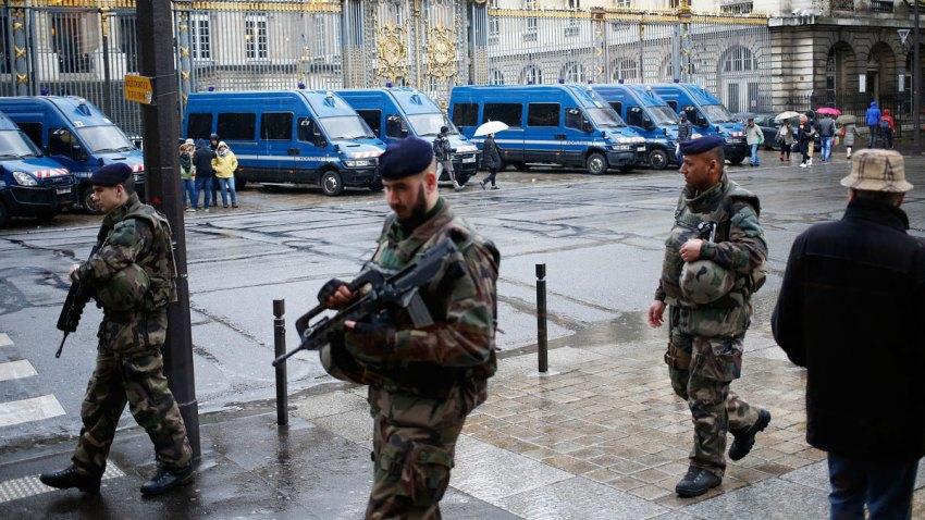 France Europe Attacks