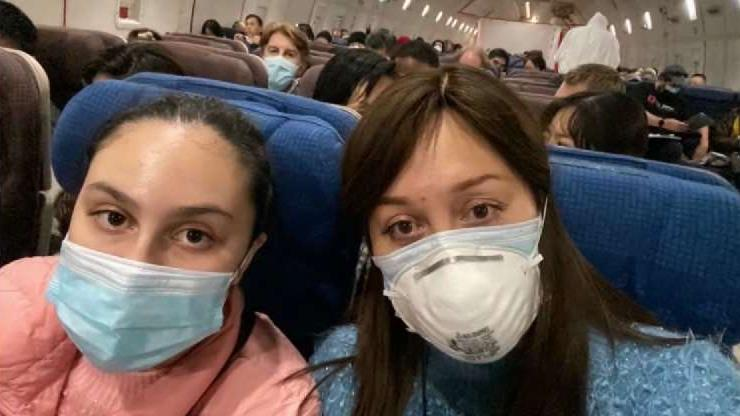Quarantined Mother and Daughter Hope to Return to Palo Alto Home