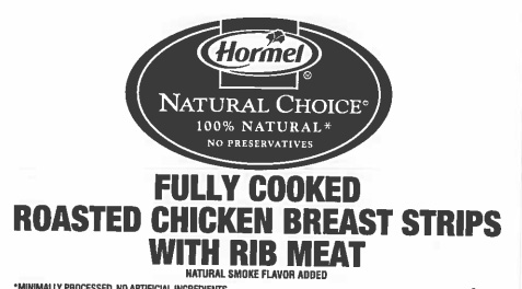 RECALLED CHICKEN