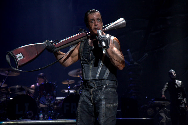 Rammstein Gun