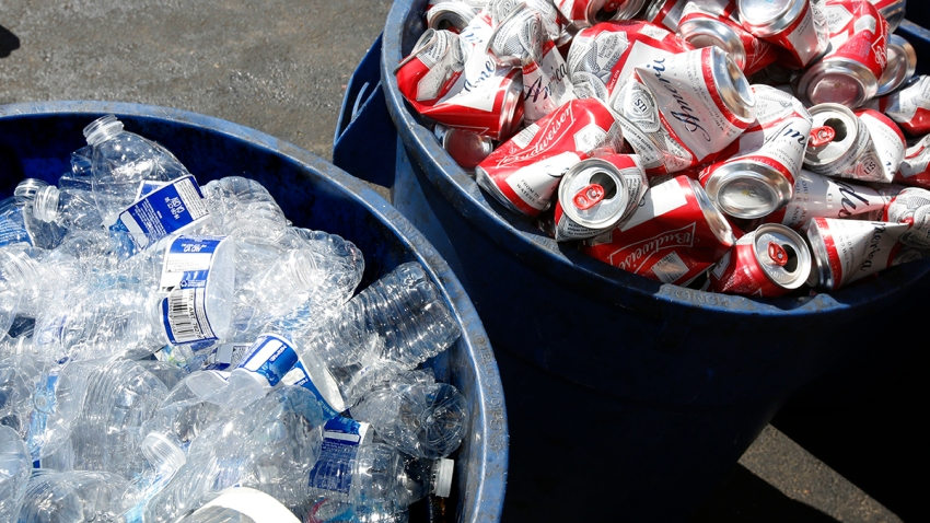 California Recycling Closures