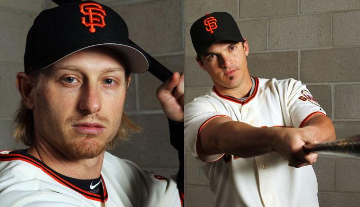 Ryan_Theriot_Mike_Fontenot_Trade_Rumors_San_Francisco_Giants