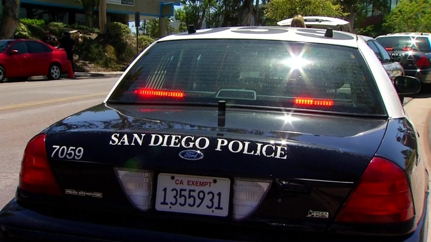 San Diego police generic daytime pic