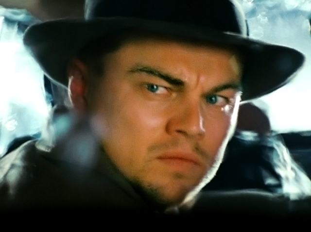 SHUTTER ISLAND Leonardo DiCaprio movie still