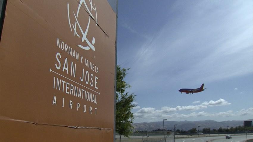 SJC Airport Still