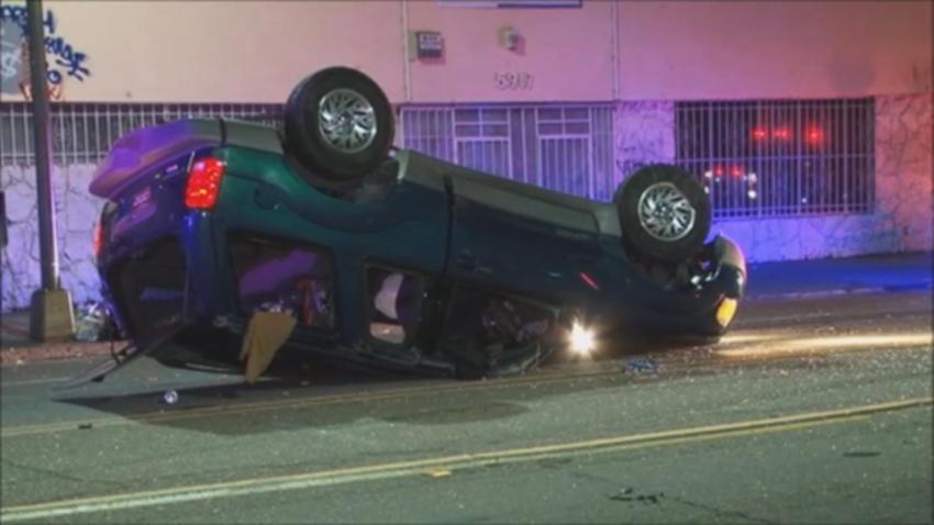 Oakland Crash