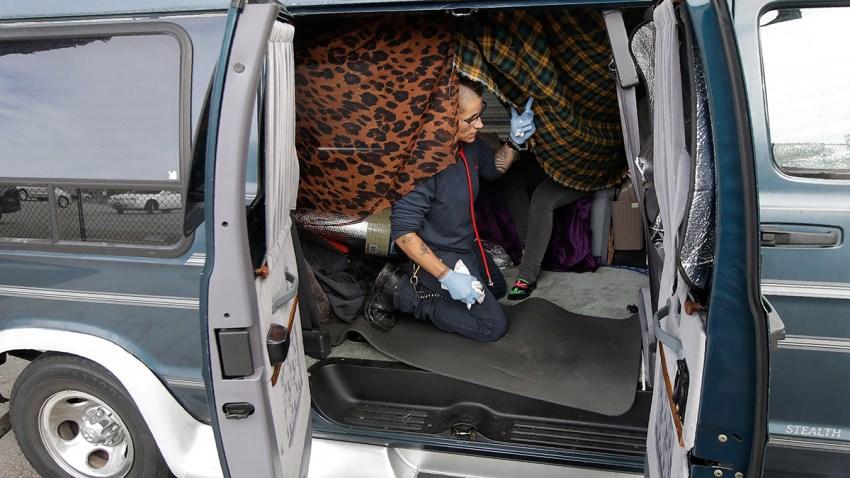 San Francisco Homeless Count