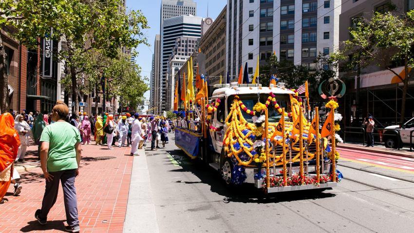 Sikh Parade 0609128