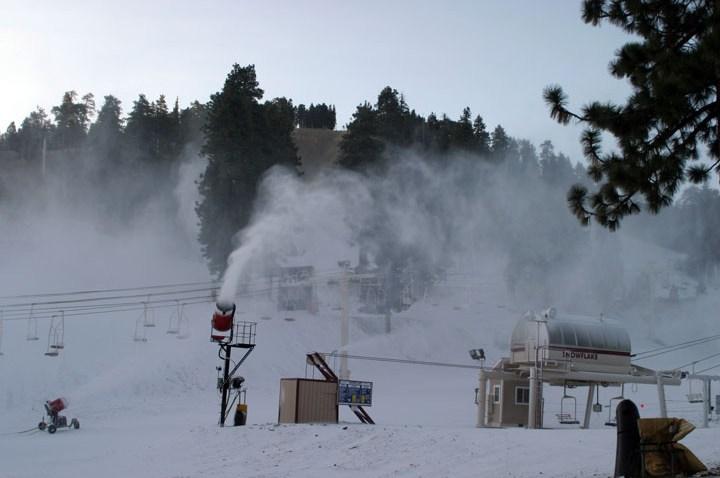 Snow Machine Ski Resort
