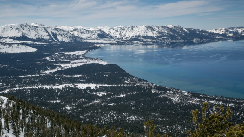 South Lake Tahoe.