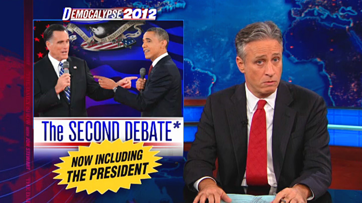 Stewart Presidential Debate