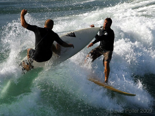 Surfing-Near-Miss