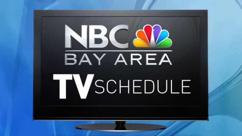 What S On Nbc Bay Area Click Here For The Tv Schedule And Listings By Titan Tv Nbc Bay Area