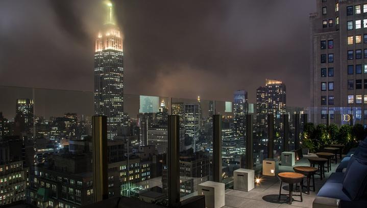 The Skylark Roof Deck