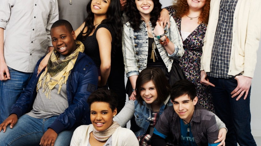 The_Glee_Project_group_shot