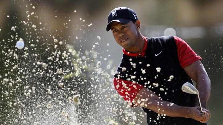Tiger Woods Chevron Challenge Golf