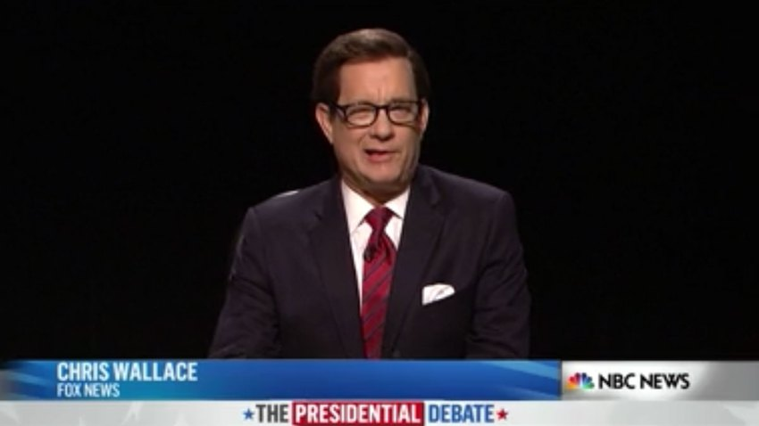 Tom-Hanks-SNL-Debate