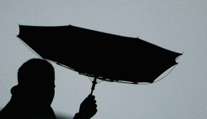 Umbrella Bent