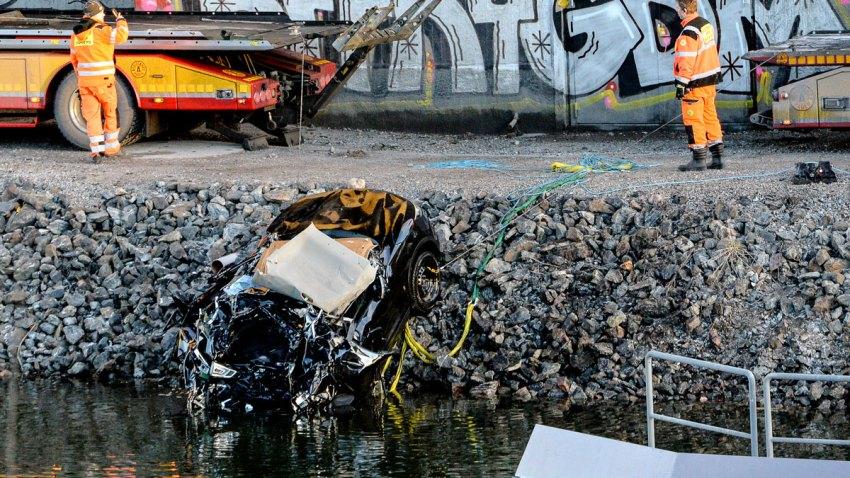 Sweden Road Accident