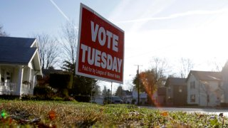 Vote Generic Vote Tuesday Voting Sign