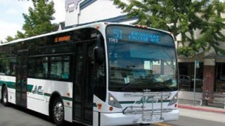 10142008 AC Transit Bus