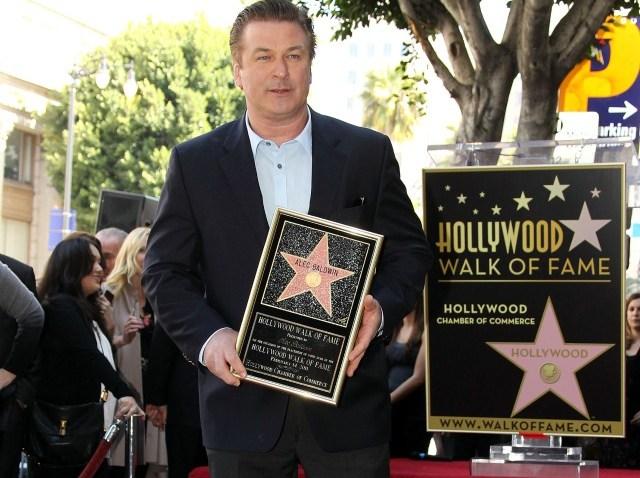alec baldwin hollywood walk of fame