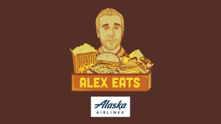 [CSNBY] Alex Eats: Alaska Airlines 'pushing the needle' with healthier food options