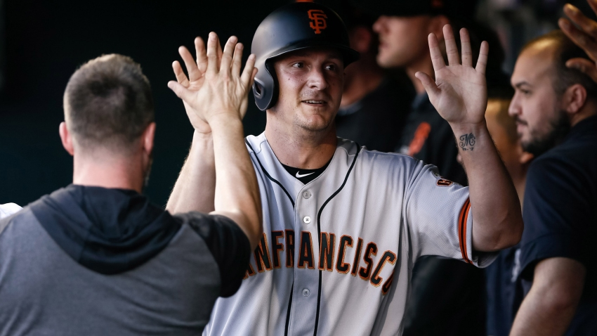 [CSNBY] MLB rumors: Alex Dickerson, Giants agree to one-year, $925K contract