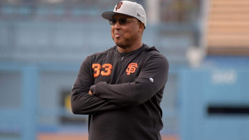 [CSNBY] Former Giants hitting coach Alonzo Powell takes new job in Japan