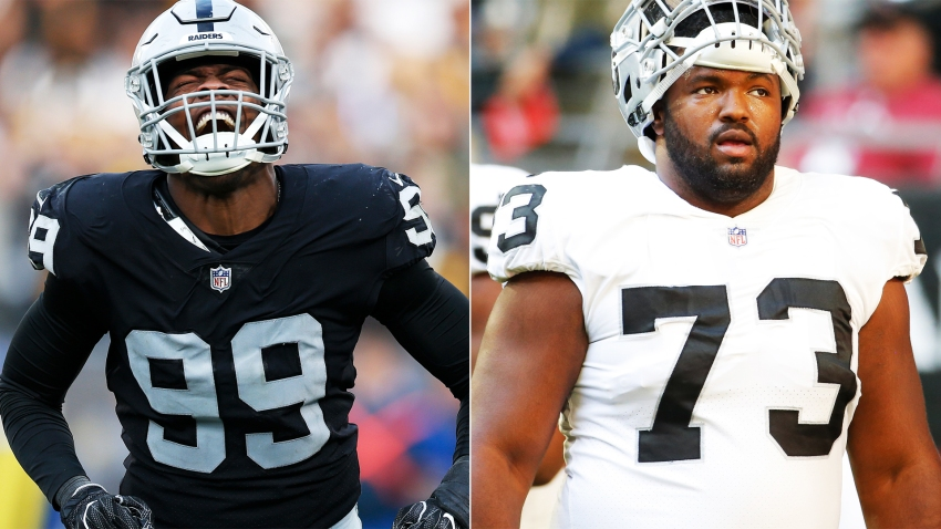 [CSNBY] Arden Key, Maurice Hurst benefit from playing in Raiders' preseason opener