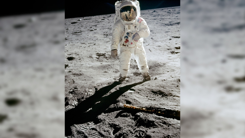 Vintage Astronaut Photos