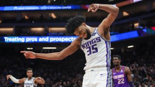[CSNBY] Kings' Marvin Bagley cleared for contact, closing in on a return