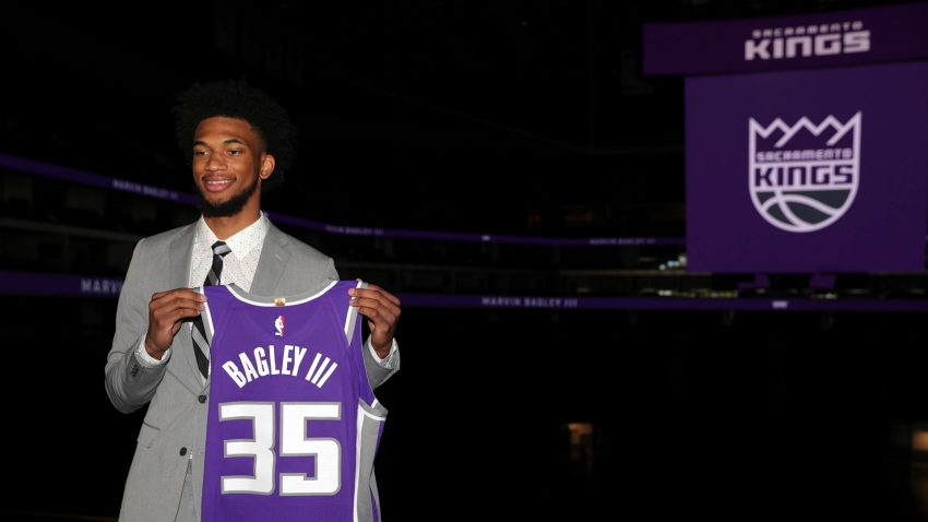 [CSNBY] Marvin Bagley goes through Kings' patient plan just like De'Aaron Fox