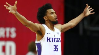 [CSNBY] Kings' Marvin Bagley cleared for contact, getting closer to return