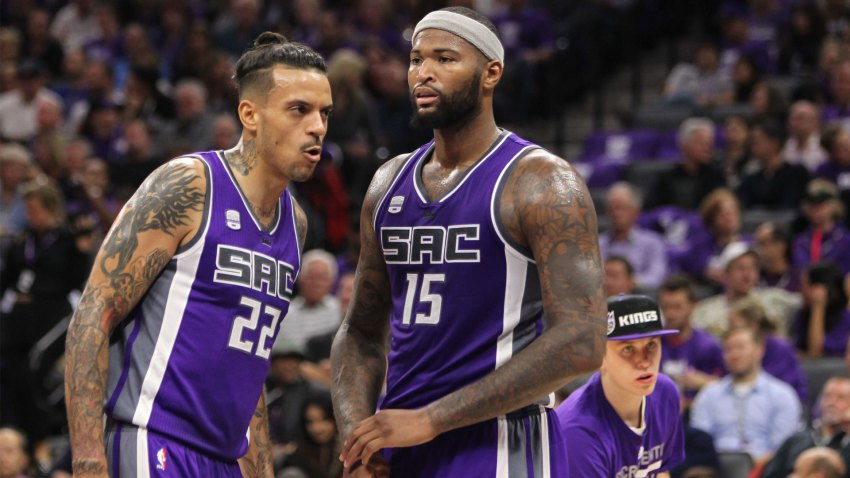 [CSNBY] Report: Kings expected to waive Matt Barnes