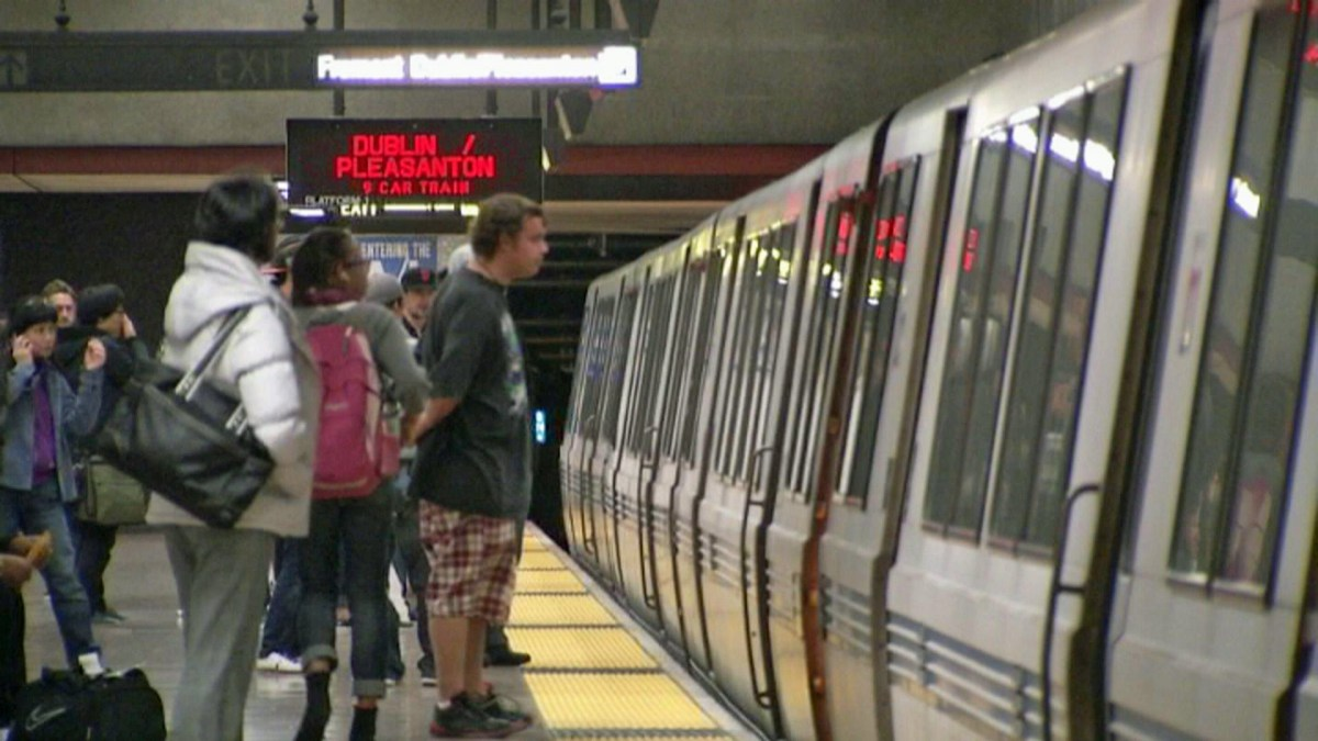 BART Ending Train Service at 9 p.m. Amid Shelter-in-Place Order
