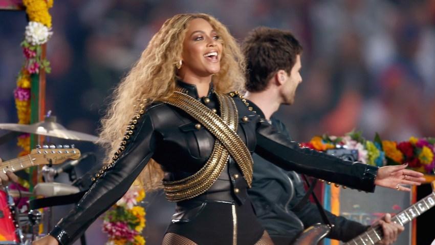 Beyonce Super Bowl 50