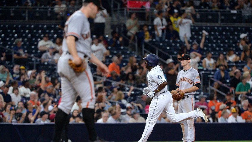 [CSNBY] Giants shut out by Padres, drop series