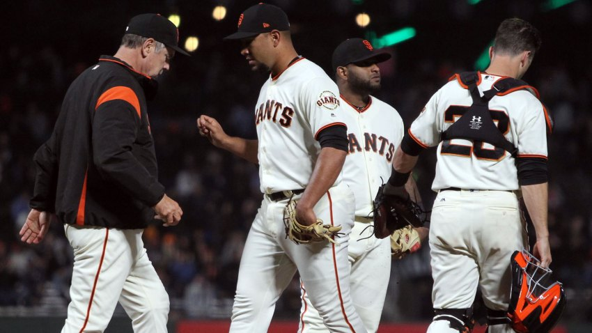[CSNBY] Instant Analysis: Five takeaways from Giants' 4-3 loss to Brewers