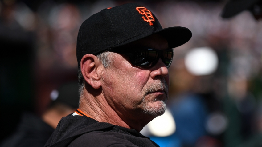 [CSNBY] Giants' Bruce Bochy making history, set to manage career game No. 4,000