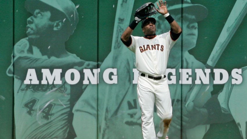 [CSNBY] Barry Bonds going on Giants' Wall of Fame