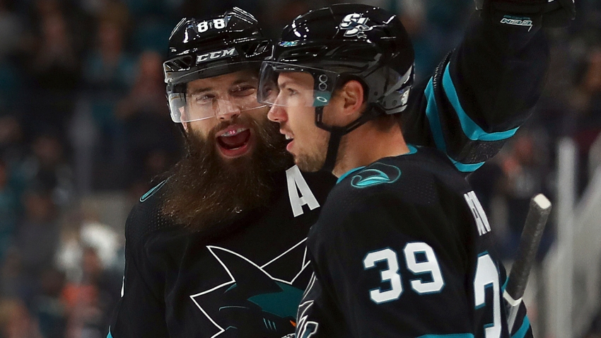 [CSNBY] Why Sharks players, coaches feel Logan Couture will succeed as captain