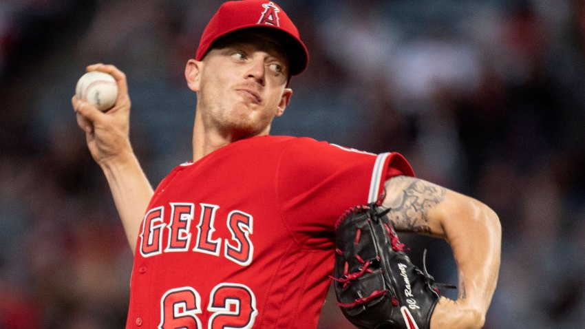 [CSNBY] A's claim right-handed pitcher Parker Bridwell off waivers from Angels